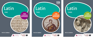 Latin books