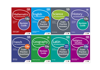 13+ revision resources