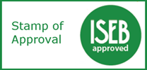 ISEB Stamp of Approval