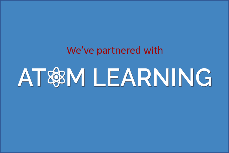 Practise online with Atom Learning