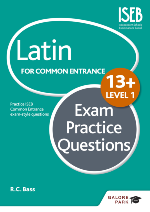Latin Exam Practice Questions Level 1