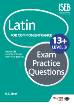 Latin Exam Practice Questions Level 3