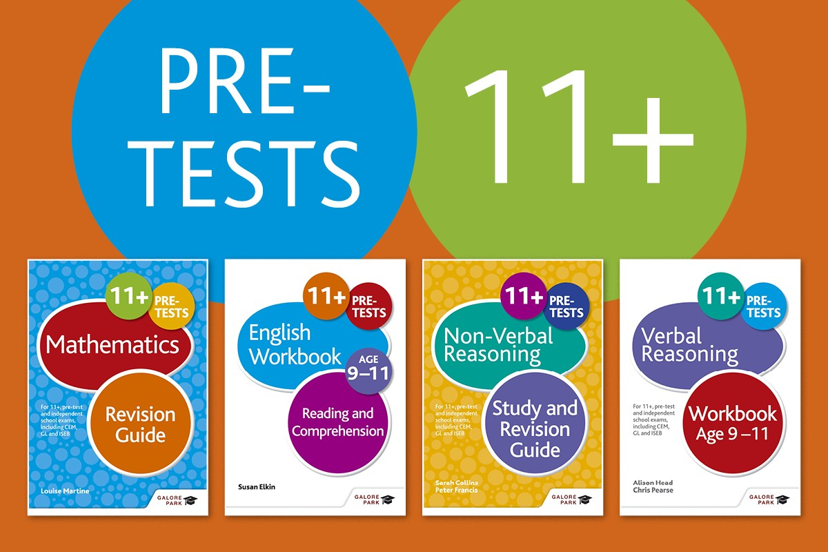 11+ and Pre-Tests