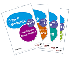 English Workbooks for Pre-Tests, 11+ and 13+ Common Entrance